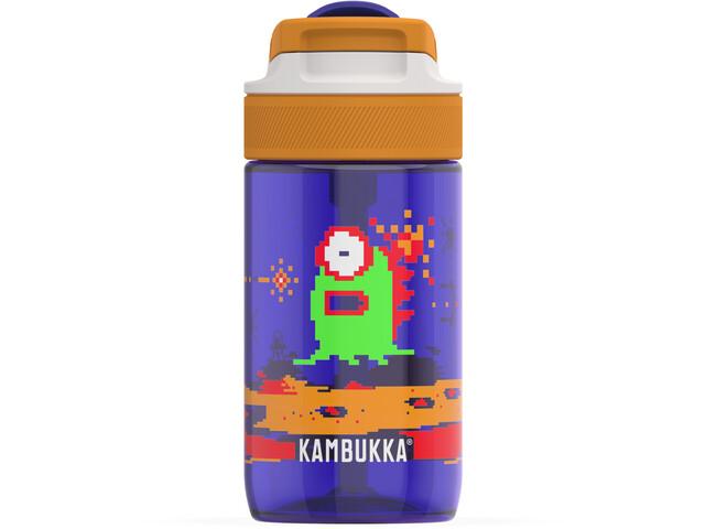 Kambukka Lagoon Bottle 400ml Kids, alien arcade